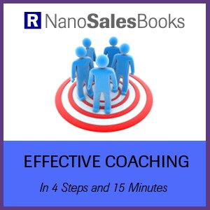 Effective Coaching: In 4 Steps and 15 Minutes