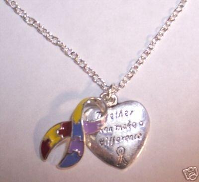 Autism Awareness Necklace