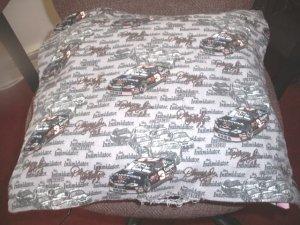 Nascar Dale Earnhard Toss Pillow