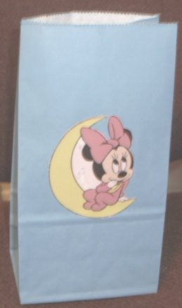 Disney Babies Colored Lunch Bag