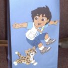 Go Diego Go Colored Lunch Bag