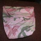 Pink Camo Diaper Wipes Case Cover