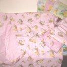 Suzy Zoo Pink 9pc. Nursery Set