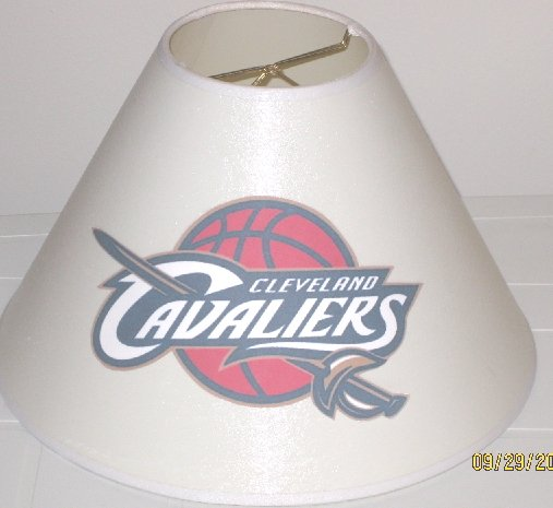 Cleveland Cavaliers Lamp Shade