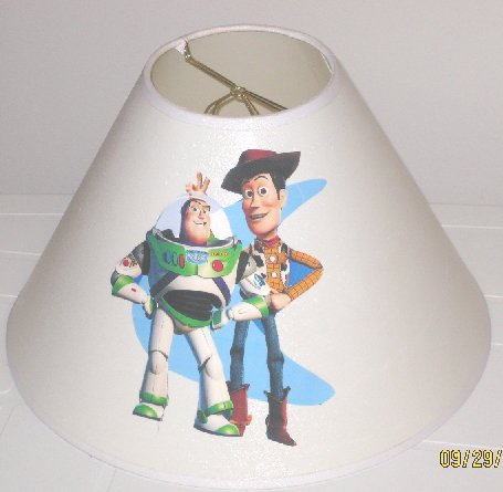 Toy Story Lamp Shade