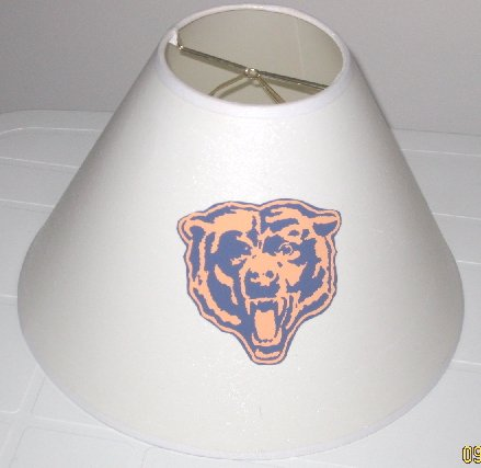 Chicago Bears Lamp Shade