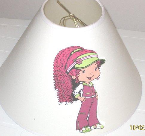 Strawberry Shortcake Lamp Shade