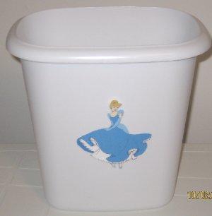 Cinderella Trash Can