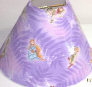 Tinkerbell Fairies Lamp Shade