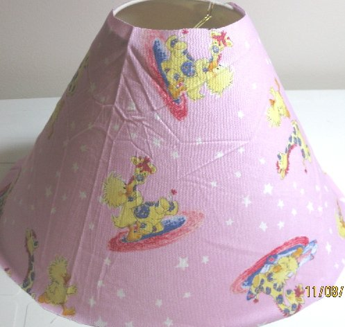 Suzy Zoo Lamp Shade