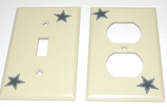 Dallas Cowboys Switch & Outlet Covers