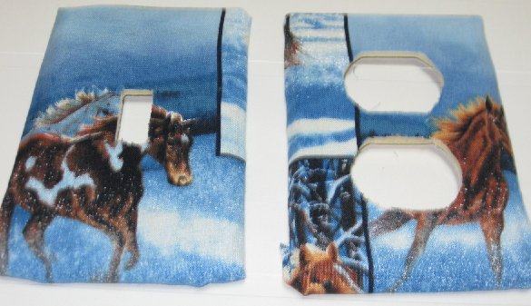 Horse Switch & Outlet Covers