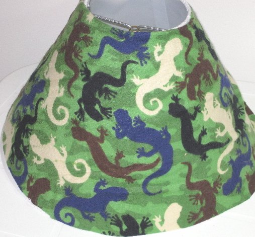 Lizards lamp Shade