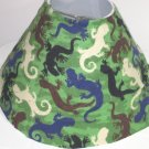Lizards lamp Shade