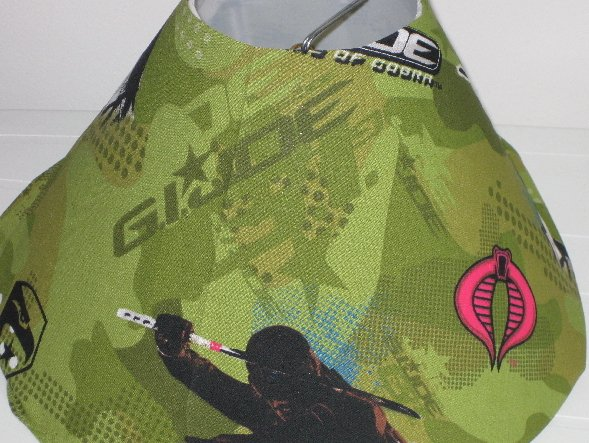 G.I. Joe lamp Shade