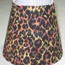 Tiger Print Light Lamp Shade