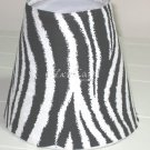 Zebra Print Night Light Lamp Shade