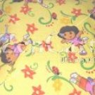 Dora the Explorer Pack n Play Fitted Sheets