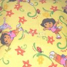 Dora the Explorer Yellow 2 pc Nursery Set