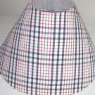 Plaid Lamp Shade