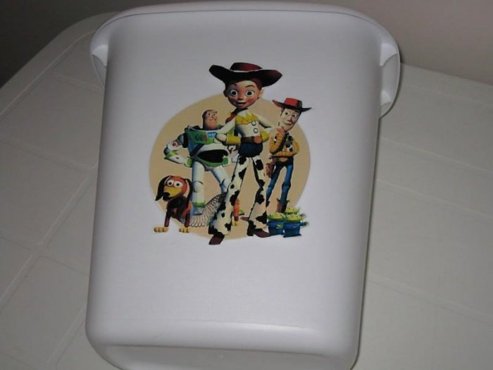 Toy Story 2 Trash Can