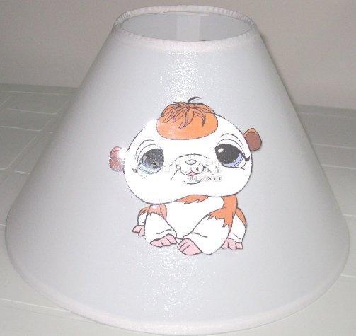 Littlest Pet Shop lamp Shade