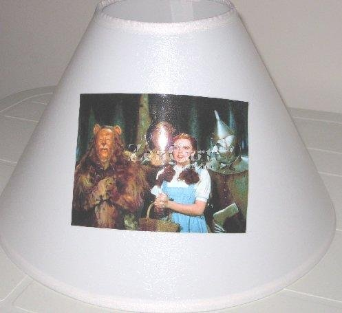 Wizard of Oz lamp Shade