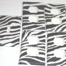 Zorina Zebra Switch & Outlet Covers