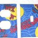 Spiderman Switch & Outlet Covers