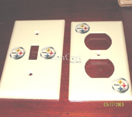 Pittsburgh Steelers Switch & Outlet Covers