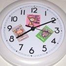 Bobby Jack Wall Clock