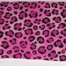Cheetah Hot Pink Ceiling Fan