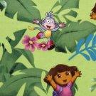 Dora the Explorer Toddler bedding set