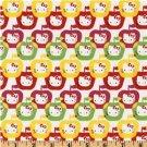 Hello Kitty Apples Toddler bedding set