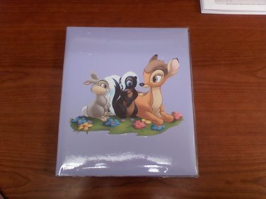 Bambi Baby Book
