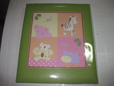 Cocalo Tropical Punch baby book