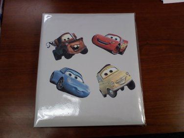 Disney Pixar Cars baby book