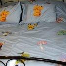 Pokemon Twin Comforter Plus 2 pillow Cases