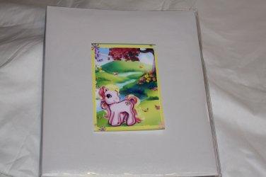 My Little Pony Baby Book