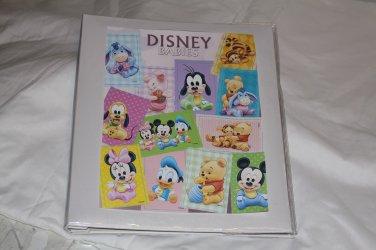 Disney Babies Baby Book