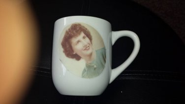 Personalized Memory Coffee Cups