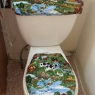 Farmall TOILET SEAT COVER SET