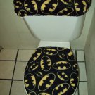 Batman TOILET SEAT COVER SET