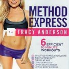 THE TRACY ANDERSON METHOD EXPRESS WORKOUT DVD NEW SEALED EXERCISE