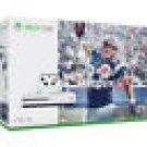 Microsoft Xbox One S (Latest Model)- Madden NFL 17 Bundle 1TB White Console NEW