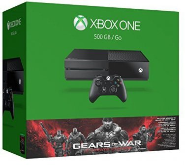 Xbox One 500GB Console - Gears of War: Ultimate Edition Bundle New