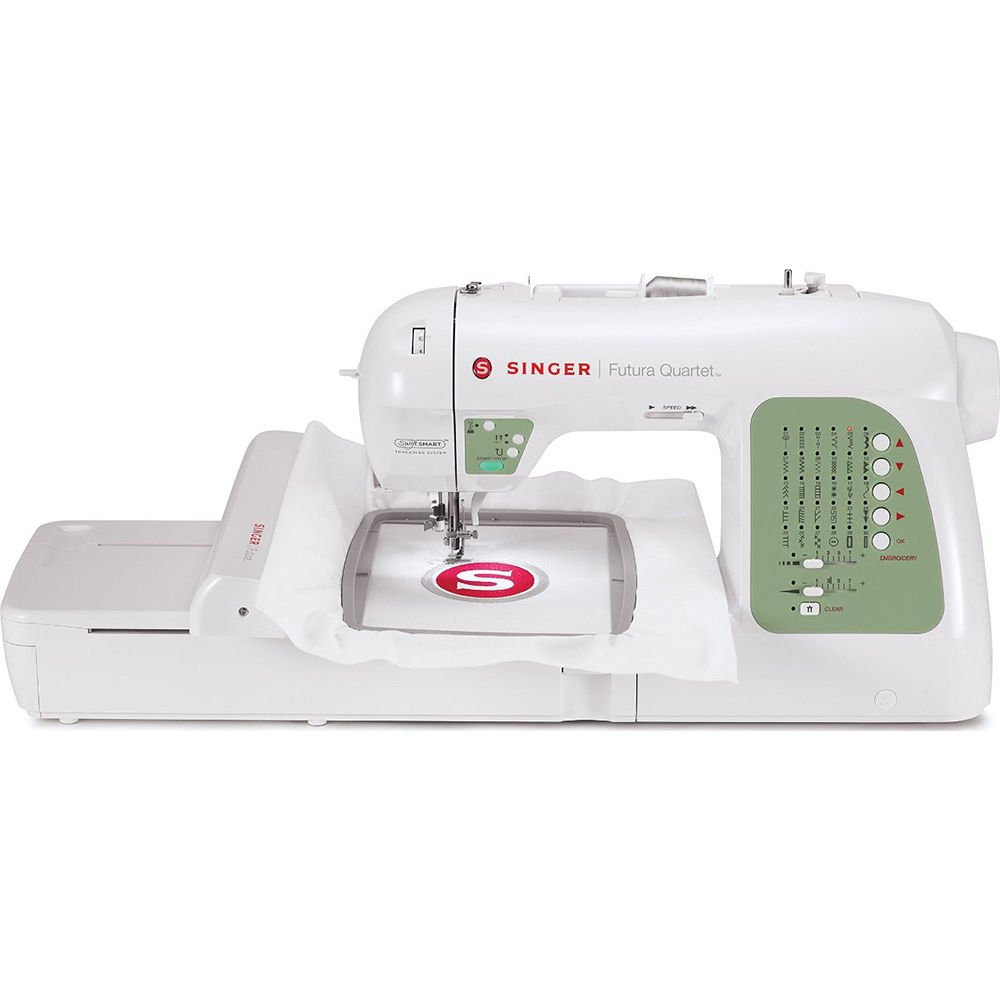 Singer Sewing Co Singer SEQS 6000 Futura Sewing & Embroidery Machine