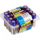 """AA"" Super Heavy Duty Batteries - 24 Pack"