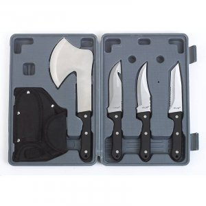 Maxam® 5pc Hunting Knife Set