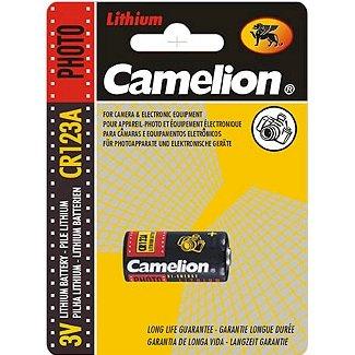 3 Volt Lithium Camera Battery